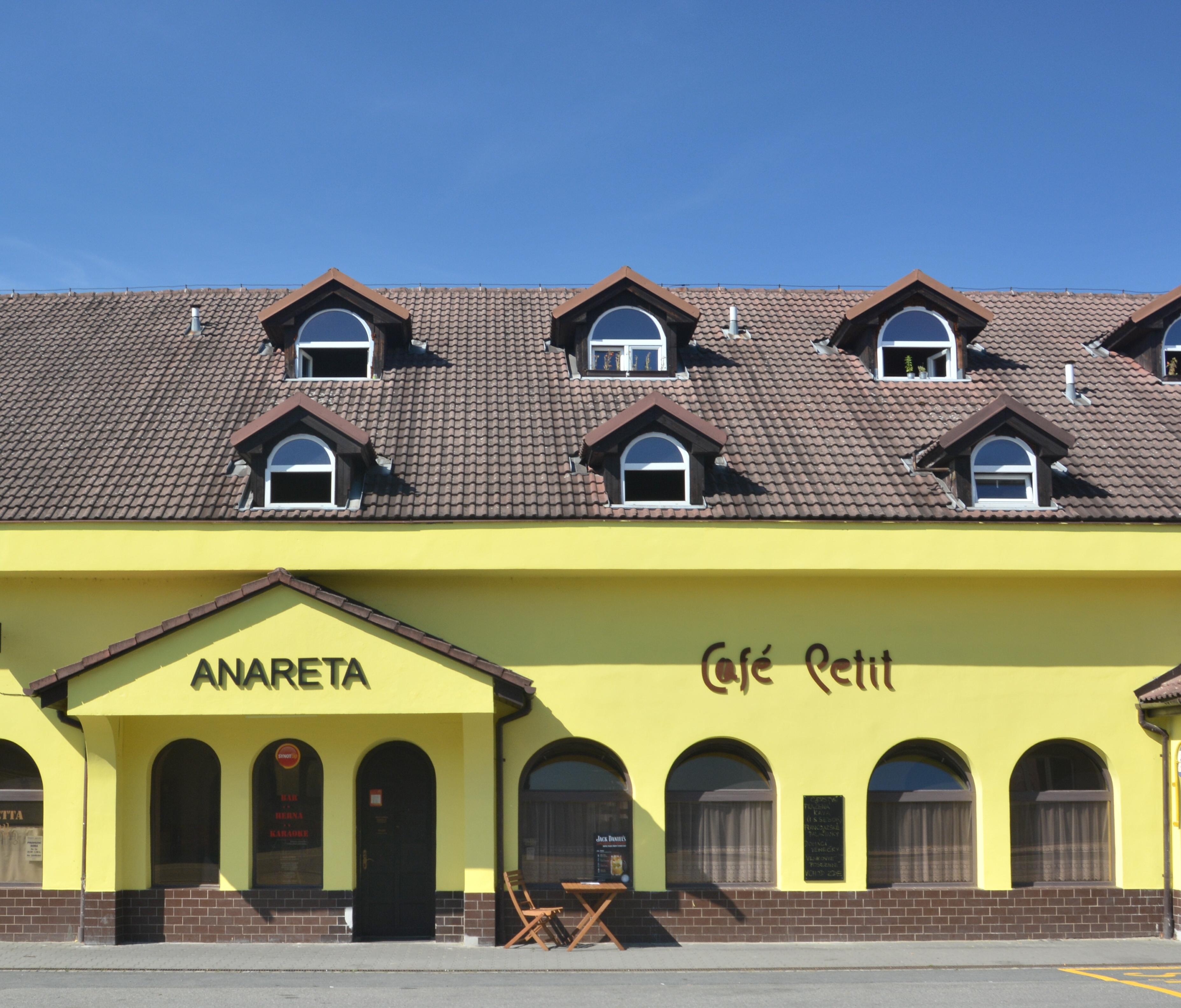 Penzion Anareta_Cafe Petit